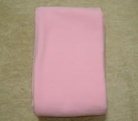 ピンクのフリース