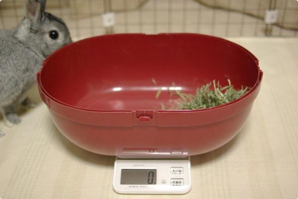 キッチンスケールの体重計